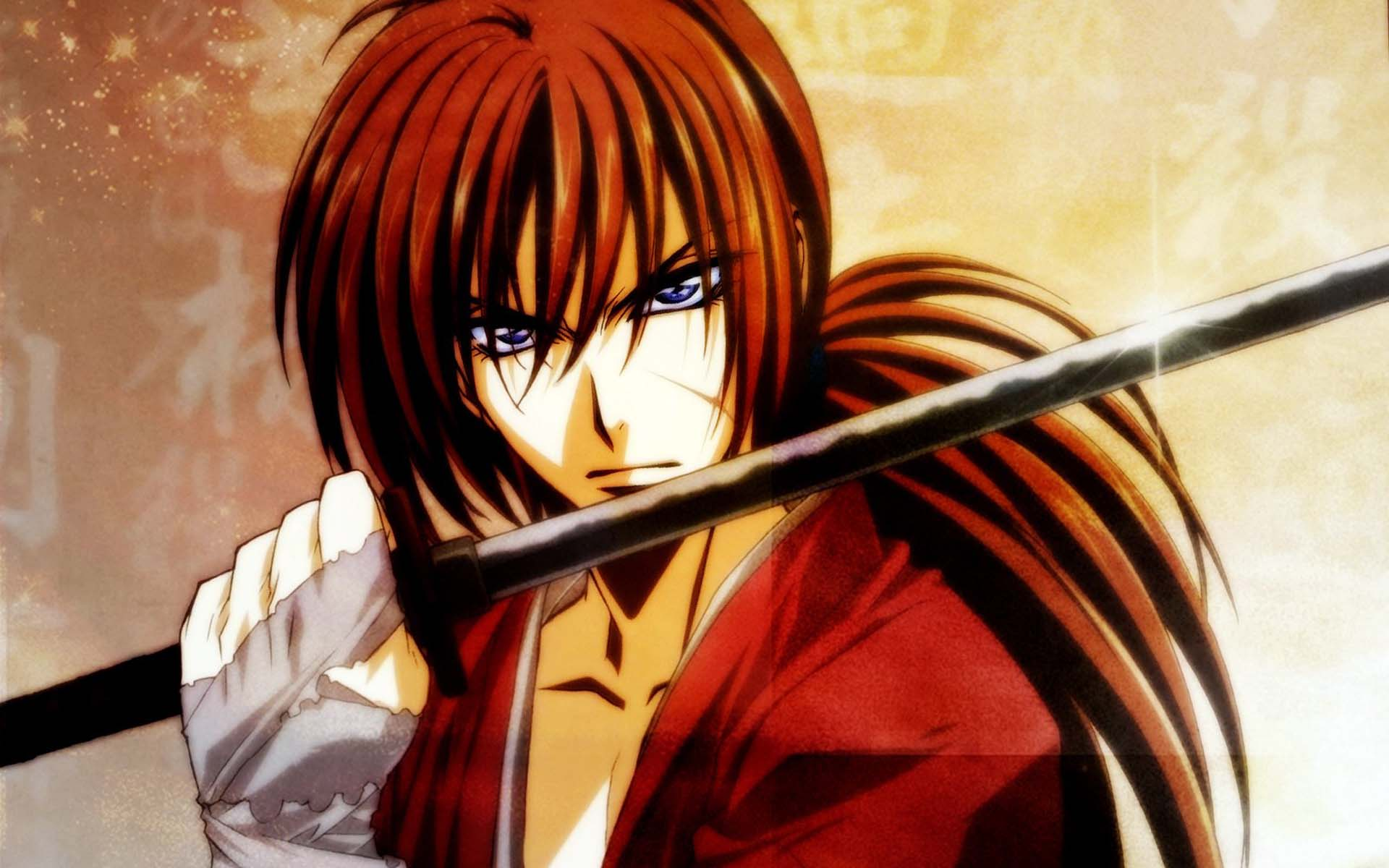 kenshin himura wallpaper - photo #35