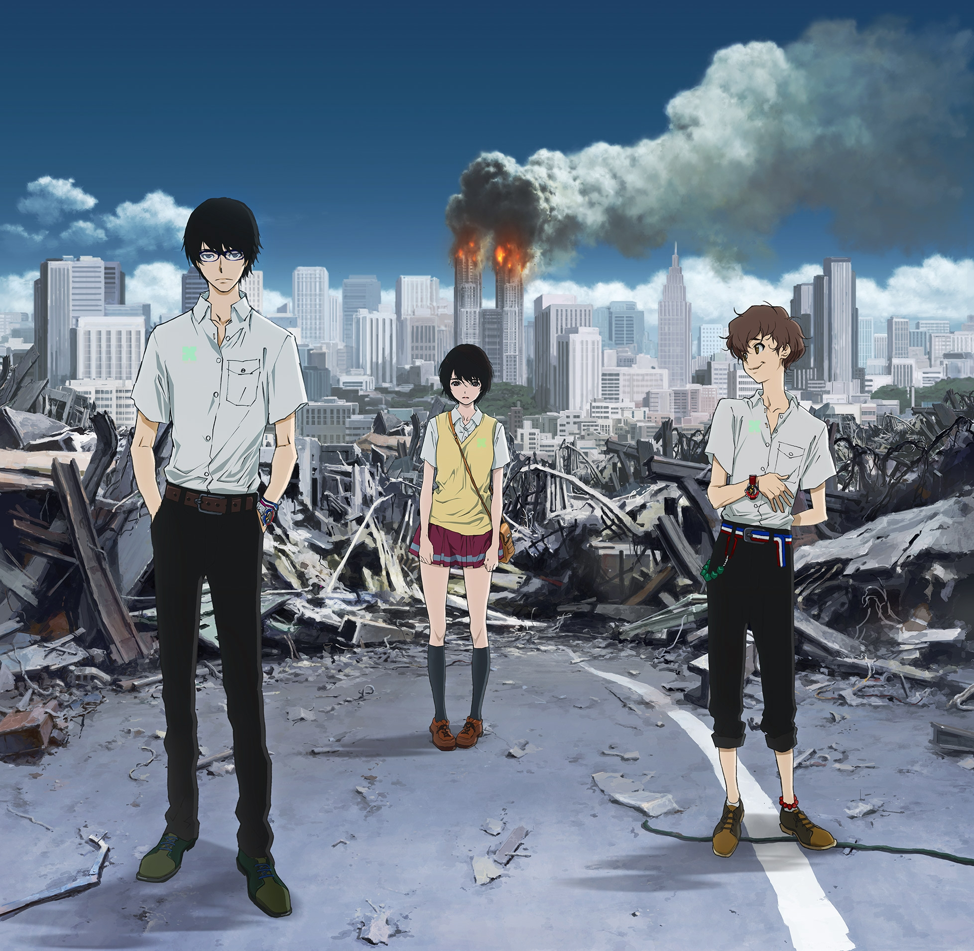 Zankyō no Terror (Terror in Resonance)