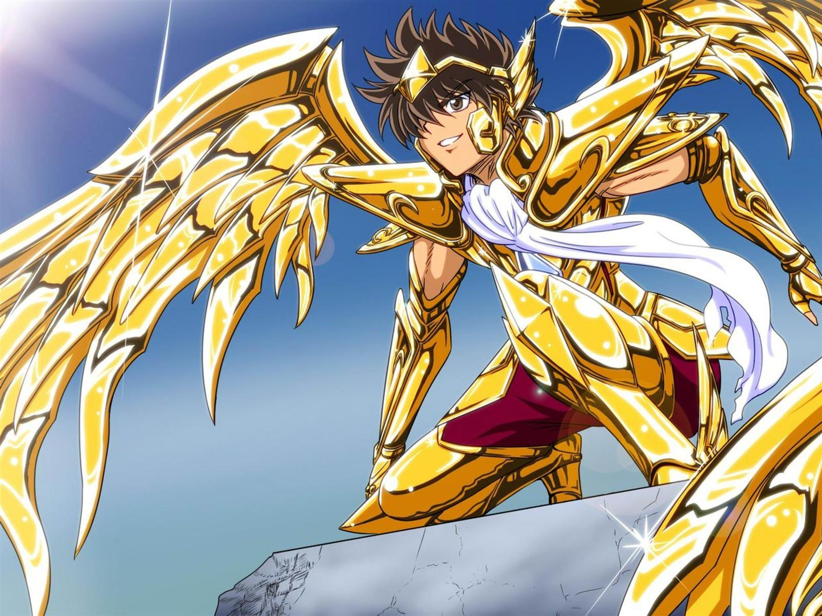 Saint Seiya Soul Of Gold Anime In The Works