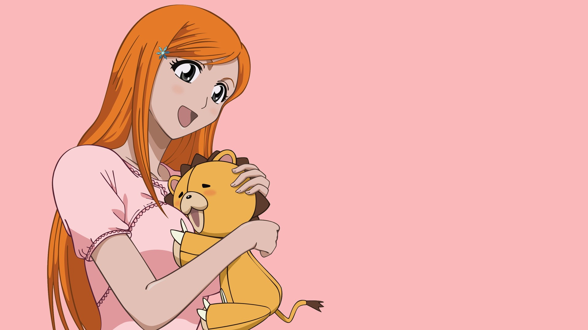 Anime Character Birthday 9 September : Birthday of the week orihime inoue from bleach