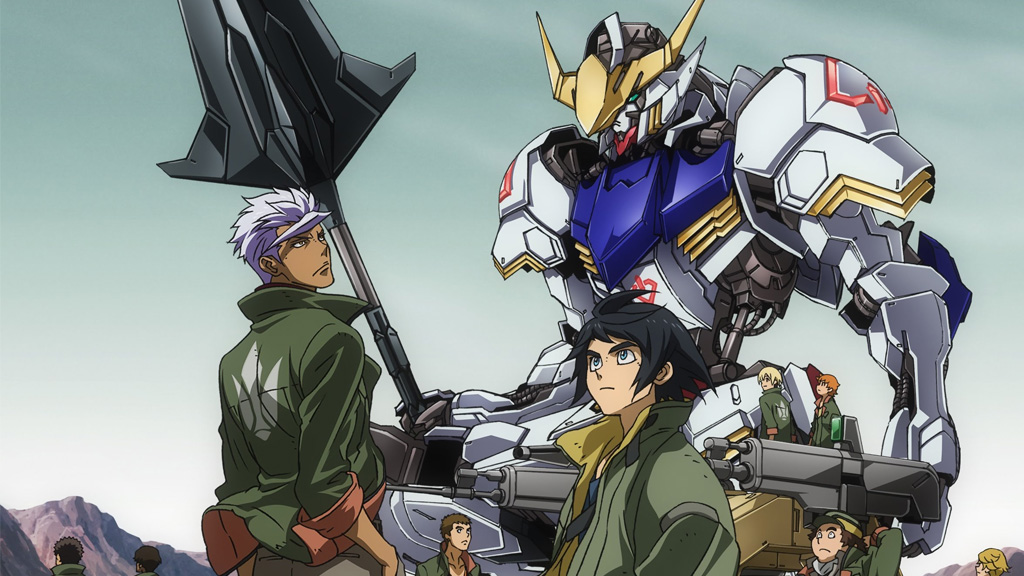 MSG: Iron Blooded Orphans