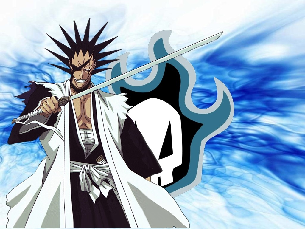Kenpachi Zaraki, Captain of the Eleventh Division