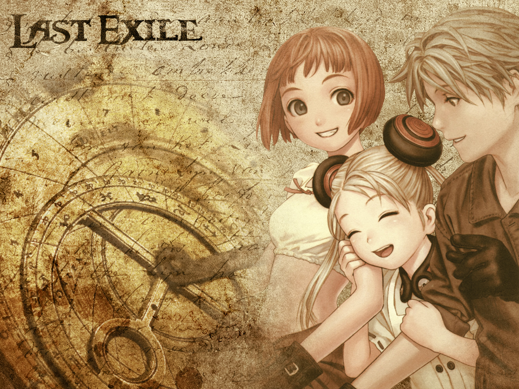 Last Exile: Ginyoku no Fam Movie - Over the Wishes