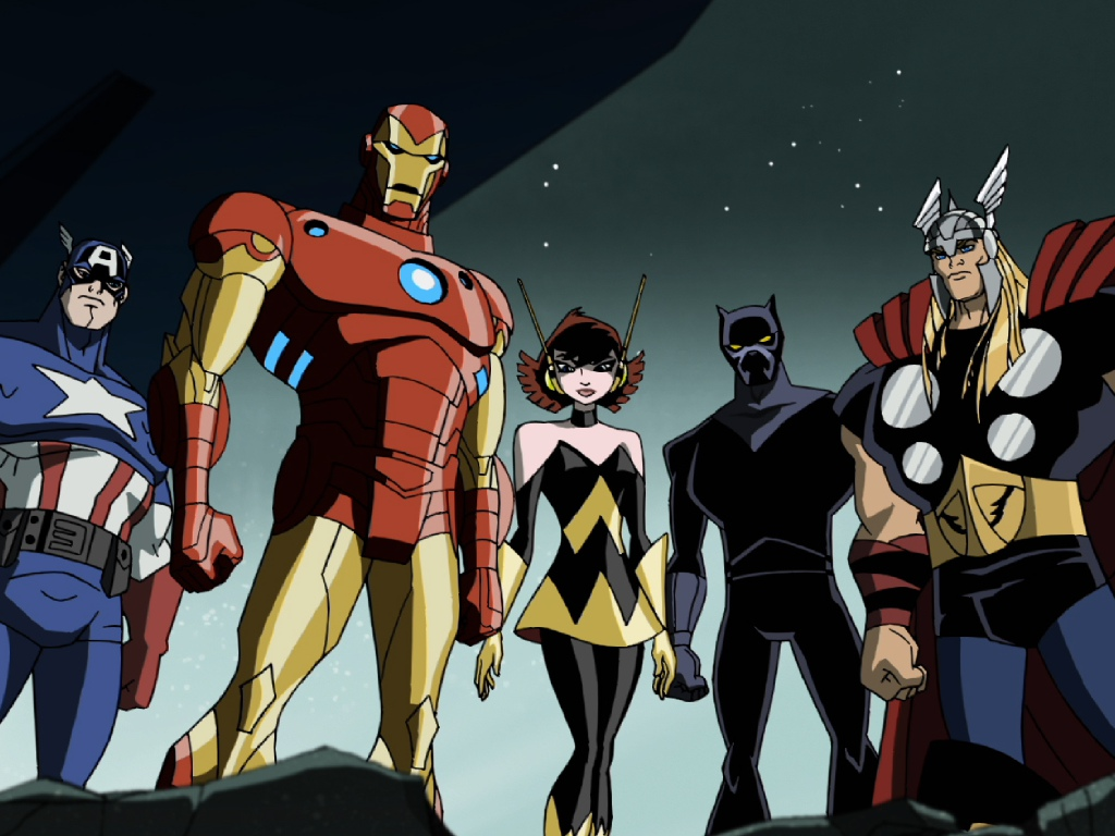 Marvel Disk Wars – The Avengers