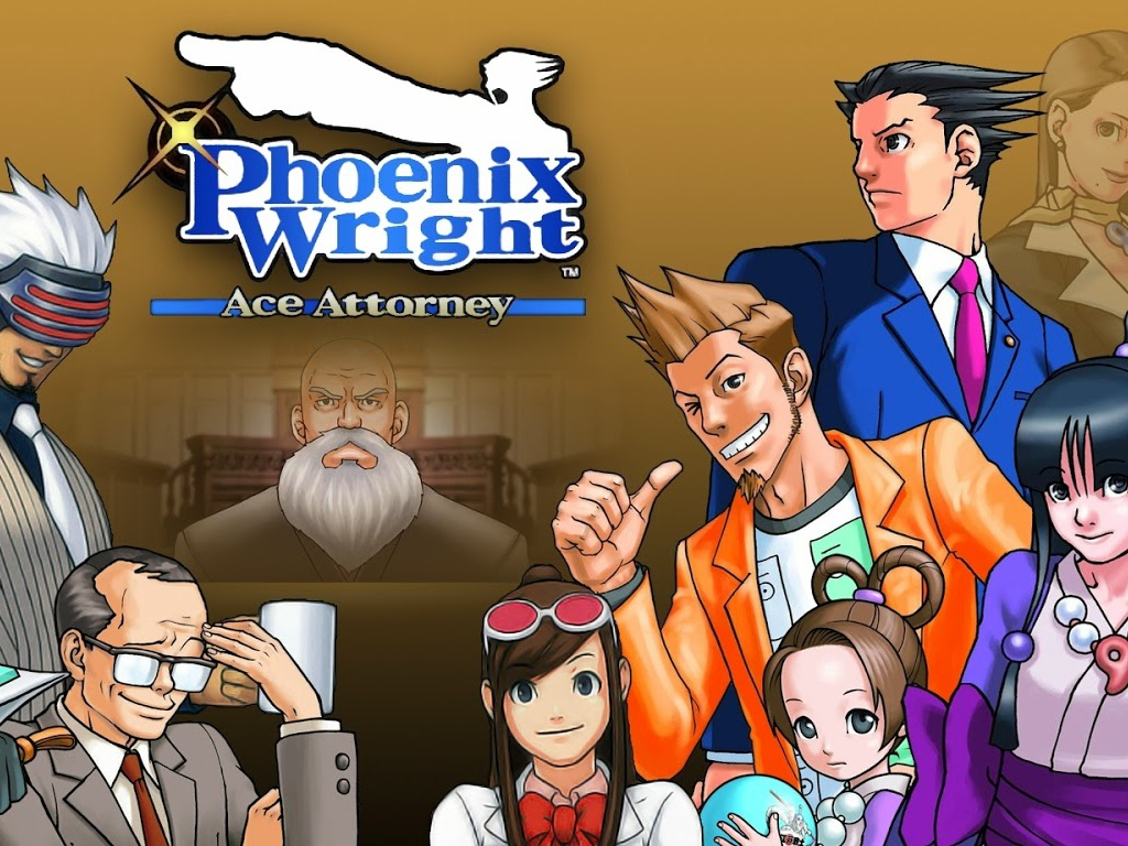 Ace Attorney anime slated to debut in April