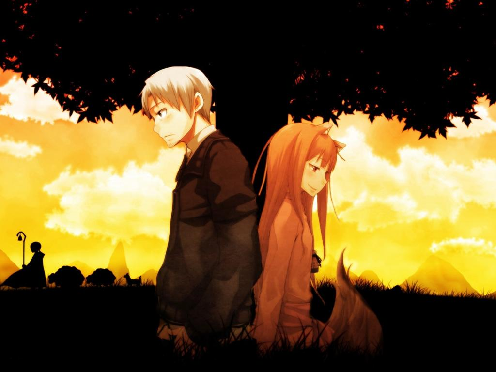 Spice & Wolf gets 10th Anniversary light novel sequel