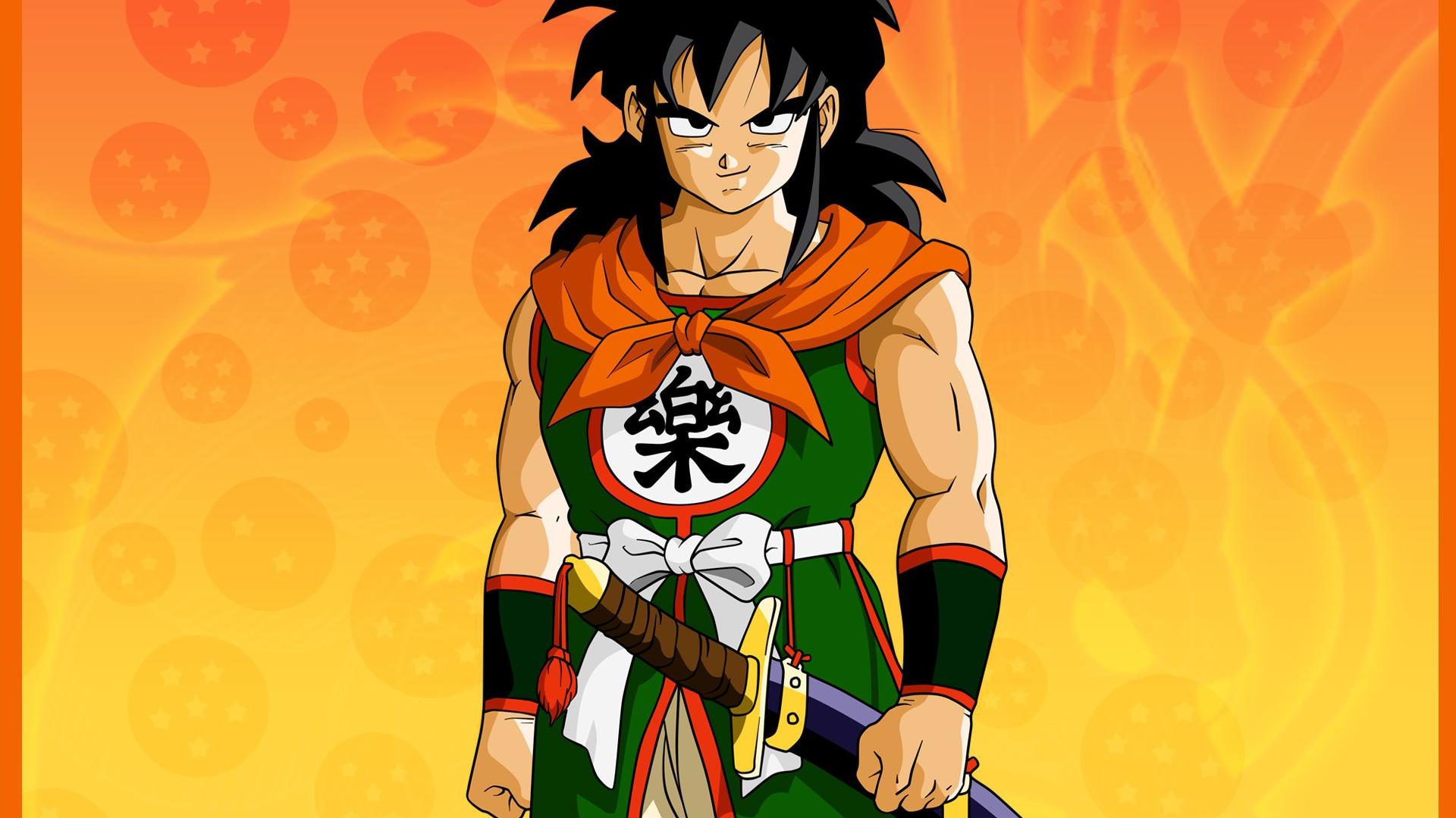 Yamcha Wallpaper