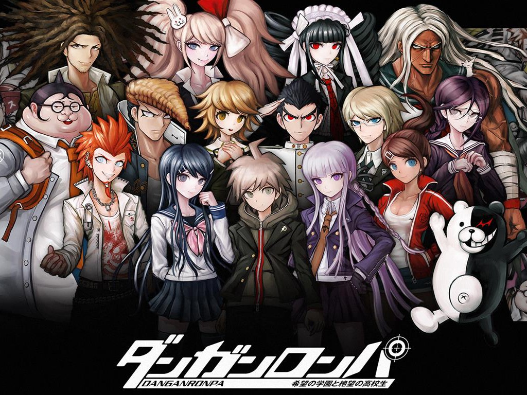 Bento Bites – Danganronpa & World Trigger