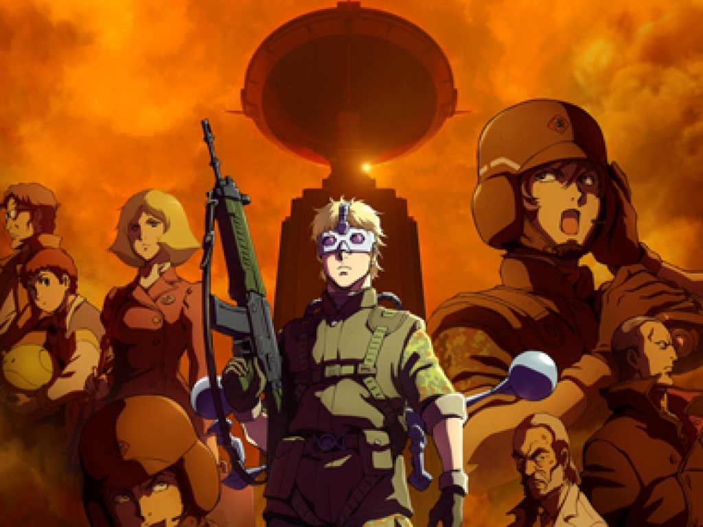 Mobile Suit Gundam: The Origin III Akatsuki no Houki