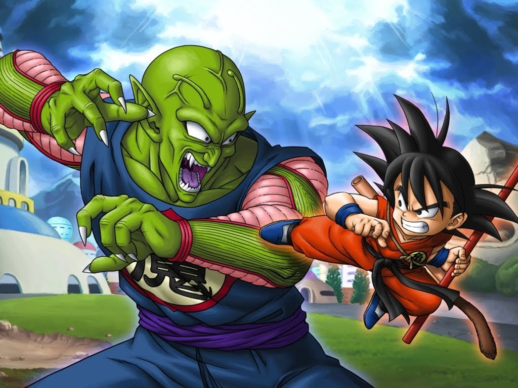 Piccolo, from Goku's enemy to Gohan's mentor