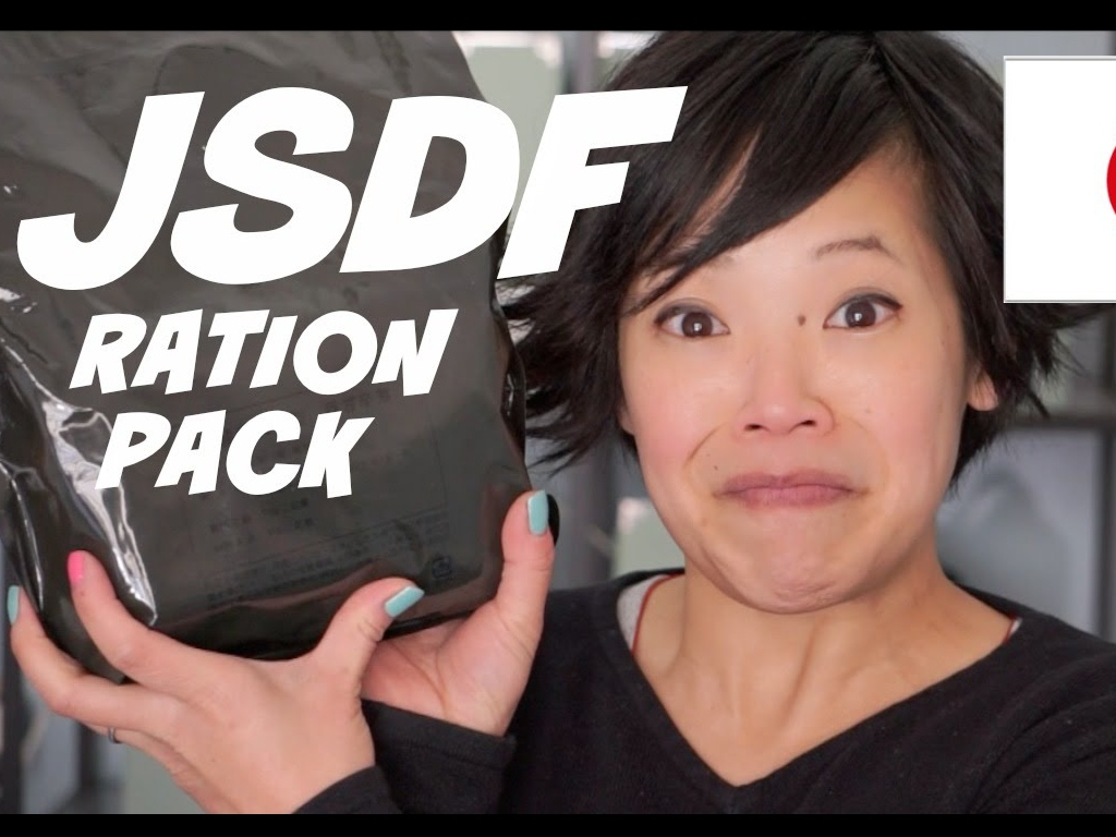 Japanese Self-Defense Forces Ration Pack