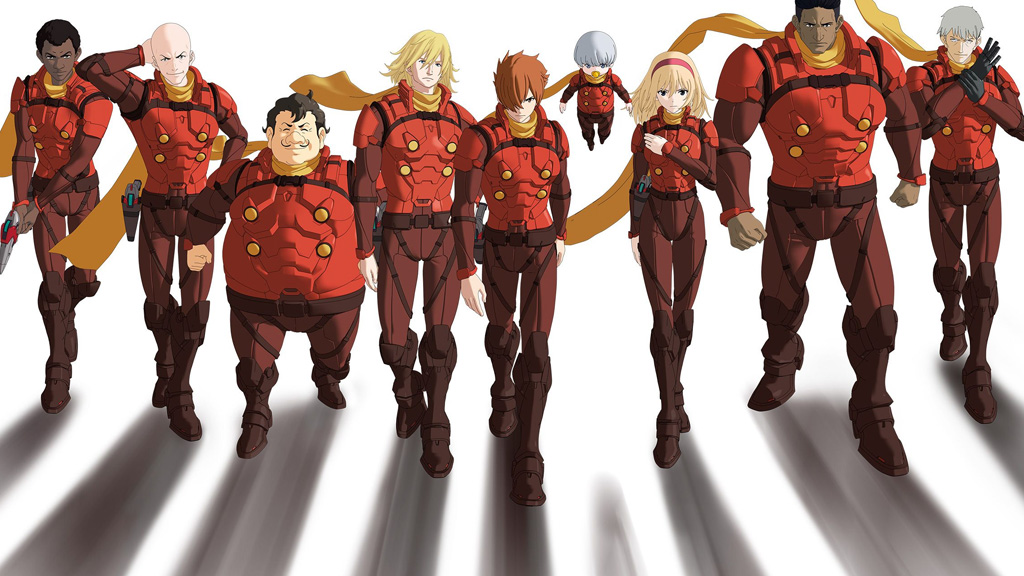 Bento Bites – Cyborg 009 & ALL OFF