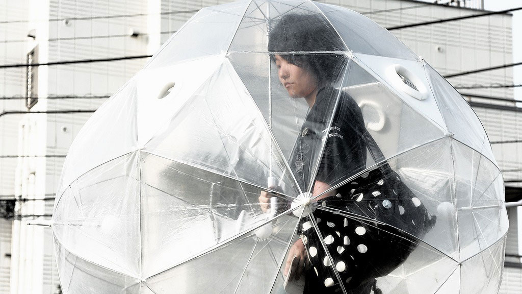 A Japanese Umbrella Story