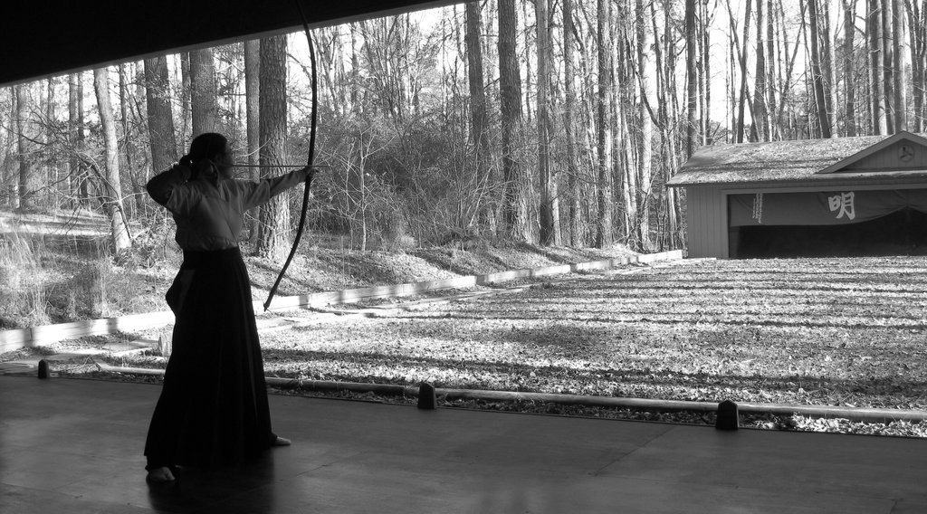 Kyudo, way of the bow
