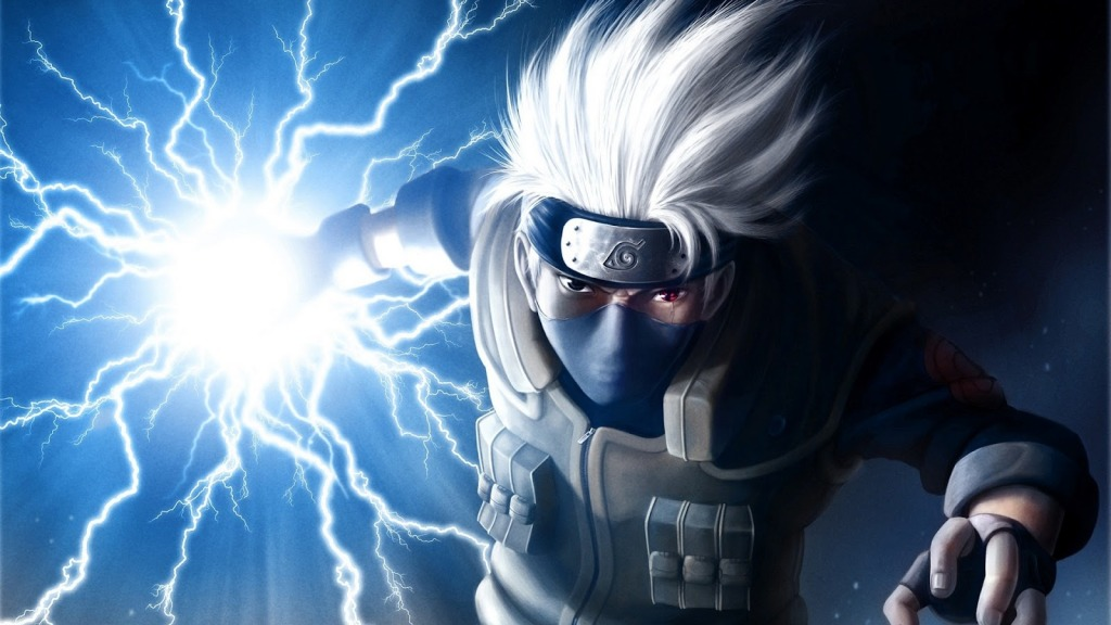 Hīrōbites – Kakashi of the Sharingan