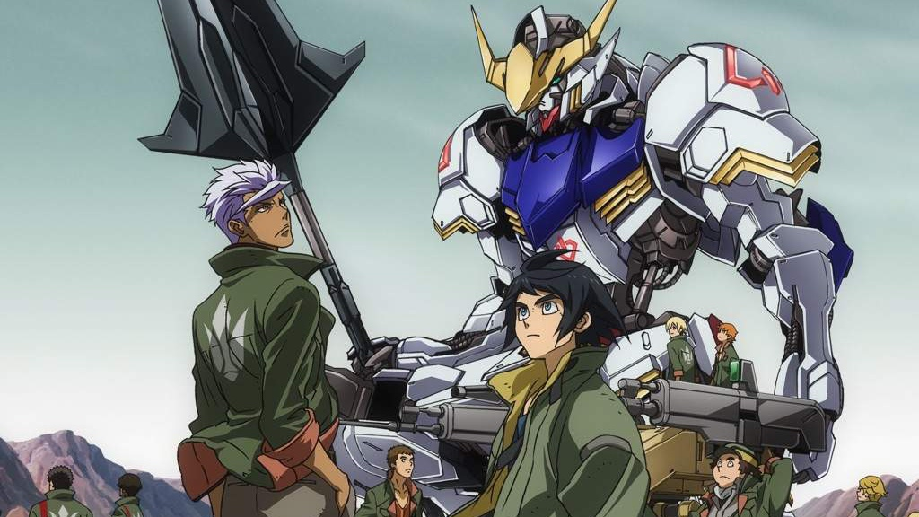 Gundam: Iron-Blooded Orphans 2nd Season