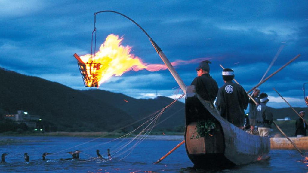 Ukai – Japanese Cormorant fishing