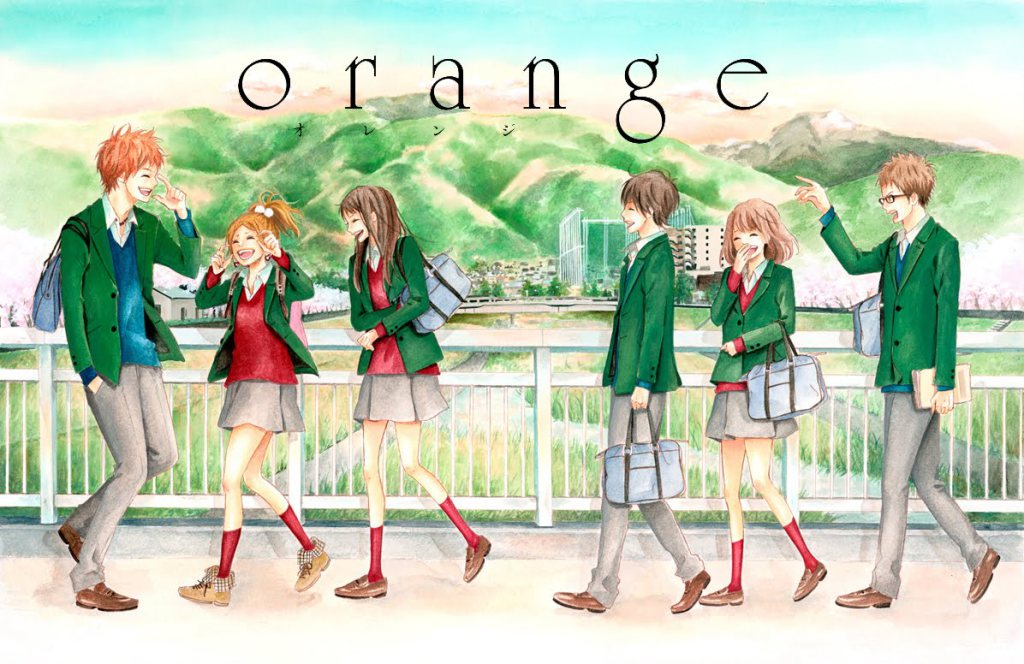 Anime Review - Orange