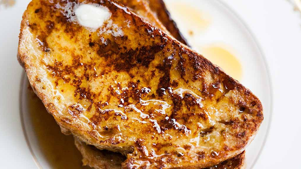 French Toast (Serving Suggestion)