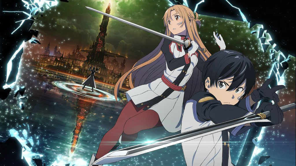 Sword Art Online : Ordinal Scale & Accel World