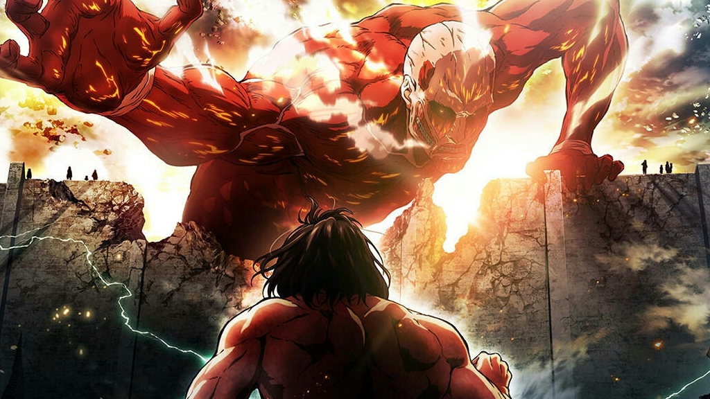 Attack on Titan 2nd Season