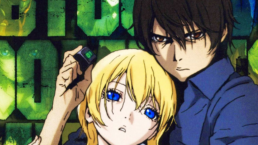 November Anime Challenge: BTOOOM! Week 4
