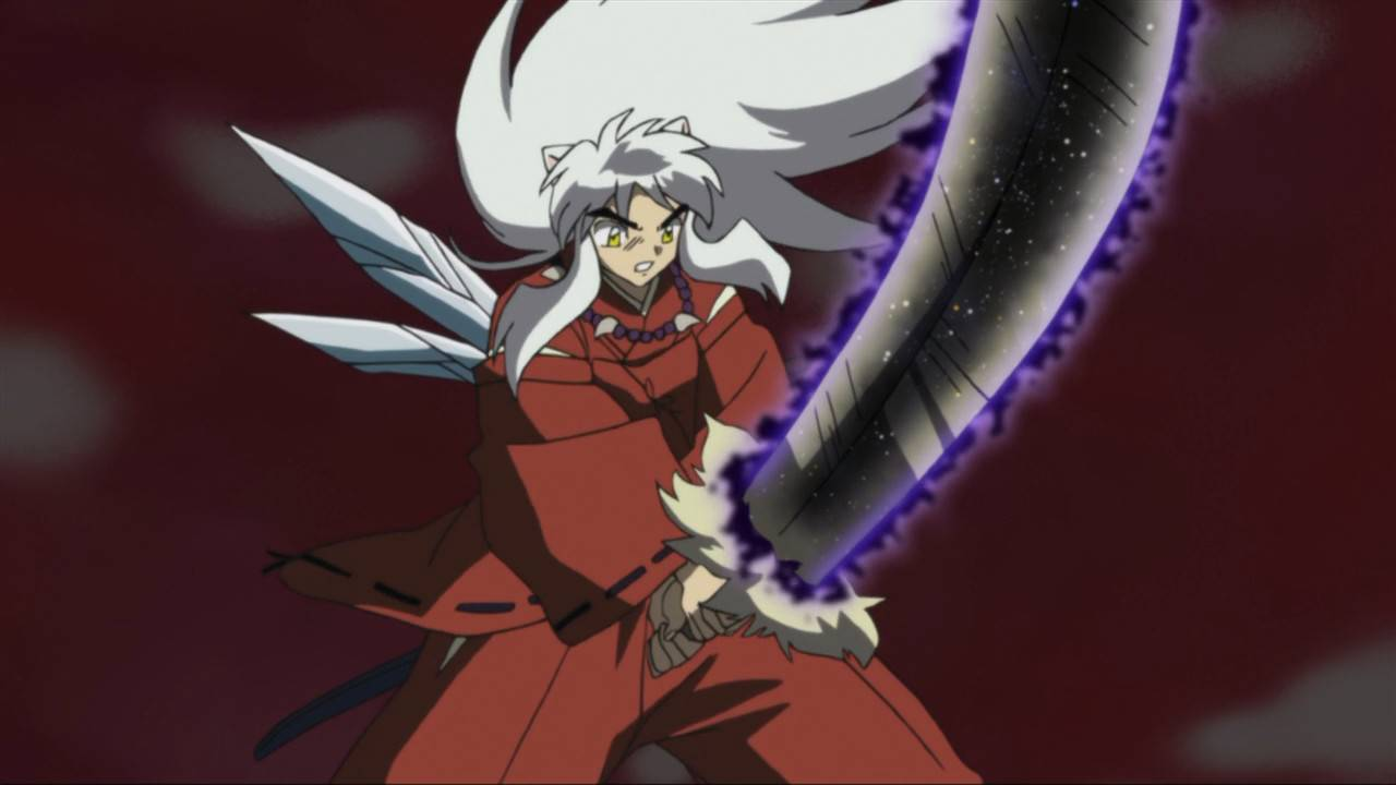 Inuyasha S Tessaiga Forged Into Real Live Version