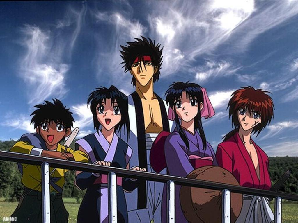 Anime Characters Born June 9 : Rurouni kenshin archives animefanatika