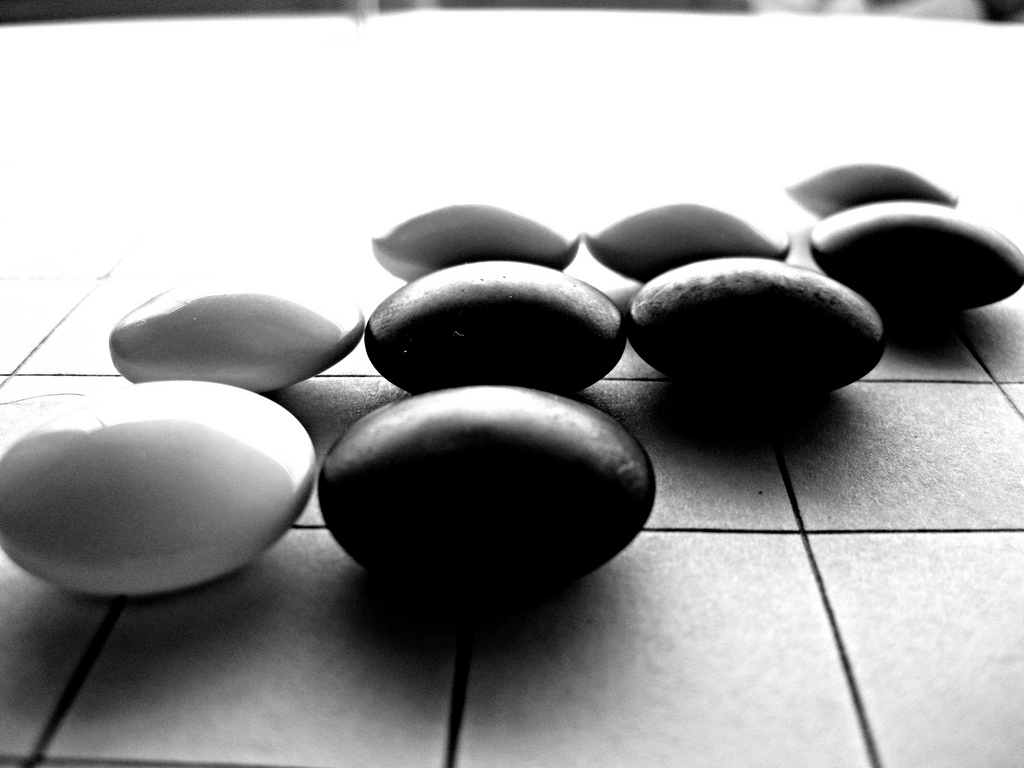 Game of Stones II – The Easy Truth of Go