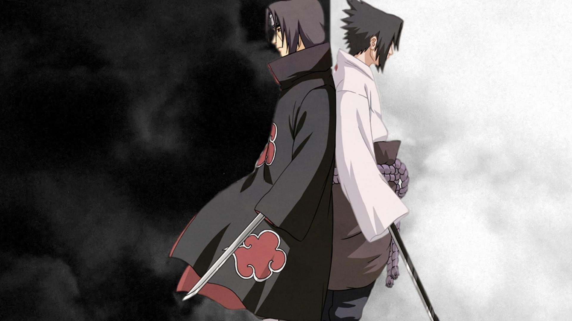 Itachi and Sasuke