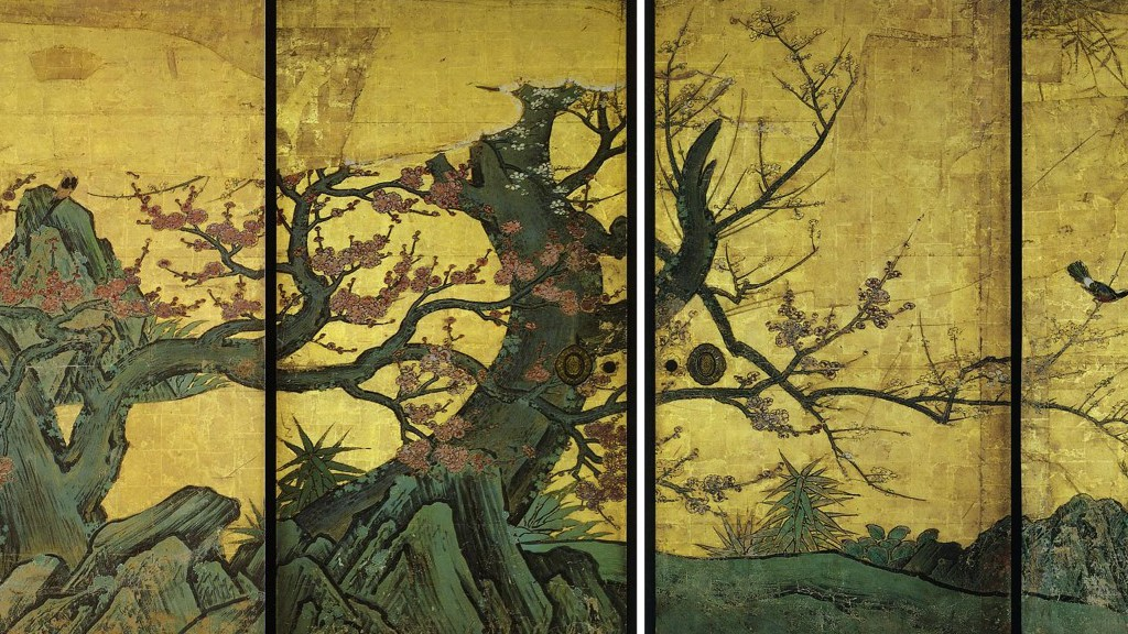 Byōbu, The art of Japanese Folding Screens
