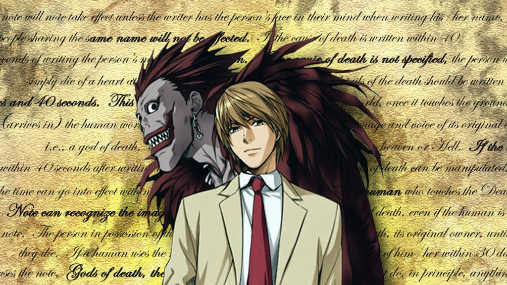 Bento Bites – Death Note & Apple Pie