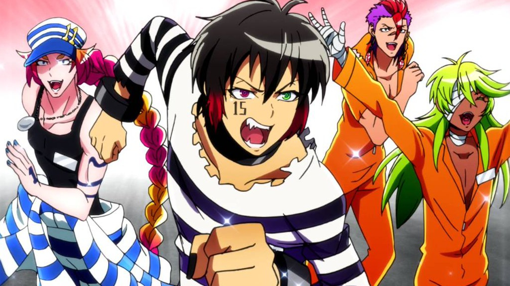 Bento Bites – Nanbaka & Yuri!!! on ICE