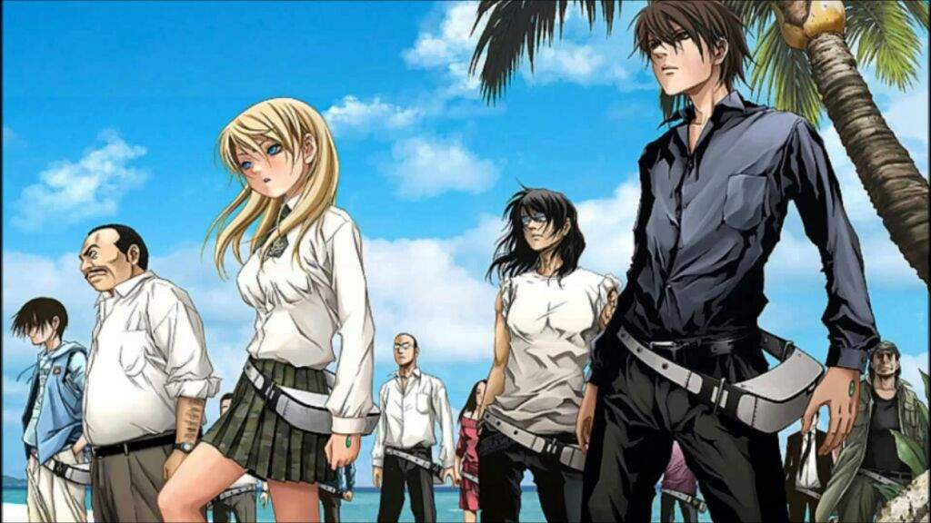 November Anime Challenge: BTOOOM! Week 2