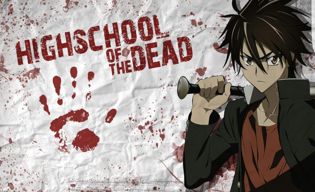 January Challenge: Highschool of the Dead Week 2