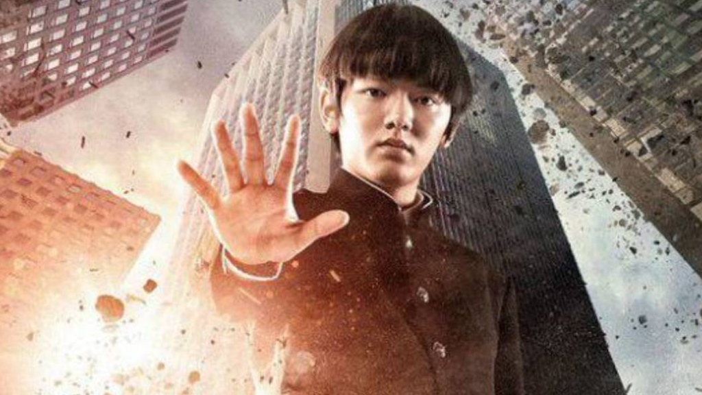 Live-action Mob Psycho 100 series